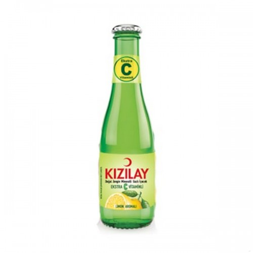 KIZILAY SODA 200ML LİMON C-PLUS