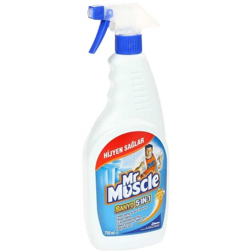 MR MUSCLE SPREY 750ML BANYO 5 İN1