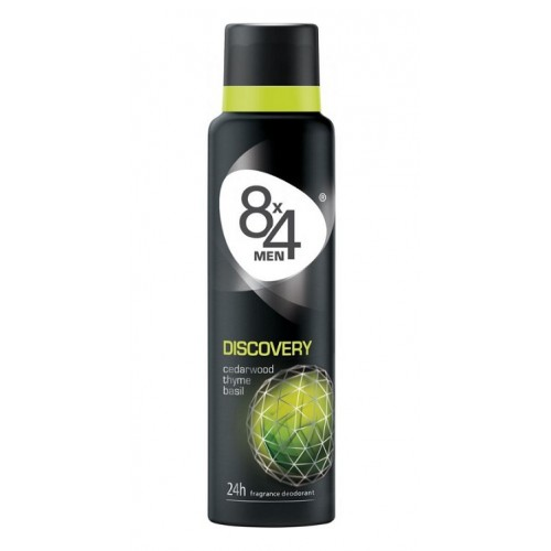8*4 DEO 150ML MEN DİSCOVERY