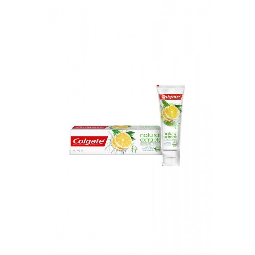 COLGATE DM 75ML NATUREL LİMON YAĞI