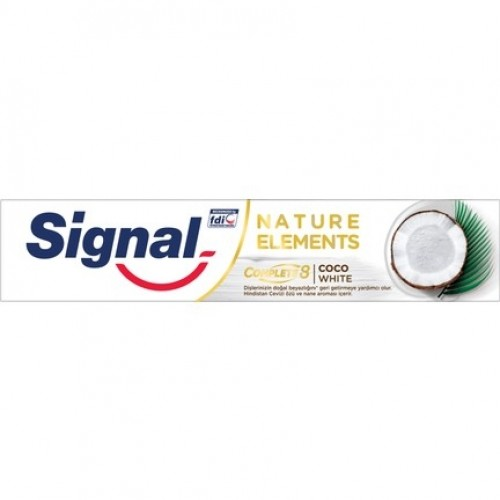 SİGNAL DM 75ML NATURE ELEMENTS COCO WHITE
