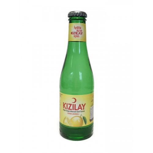 KIZILAY SODA 200ML LİMON