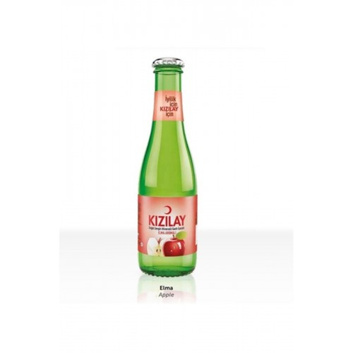 KIZILAY SODA 200ML ELMA AROMALI