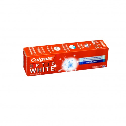 COLGATE DM 75ML OPTİK  ANINDA BEYAZ