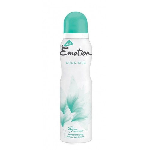 EMOTİON DEODORANT 150ML AQUA KİSS